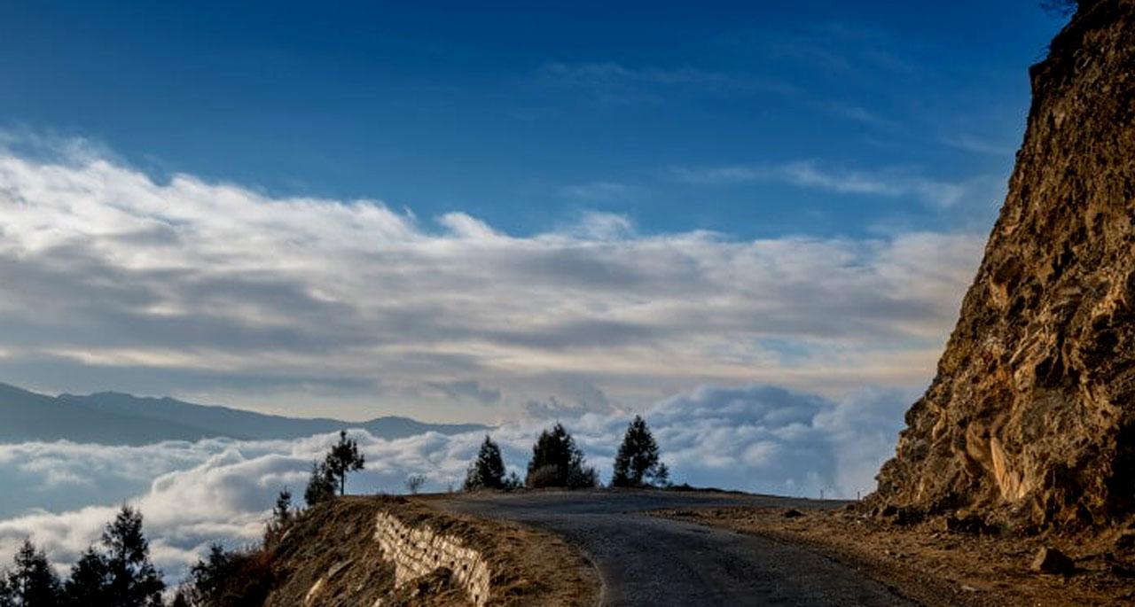 roads to bhutan